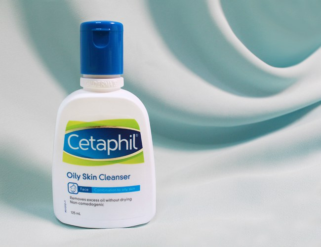 Review Cetaphil Oily Skin Cleanser Beauty Journal
