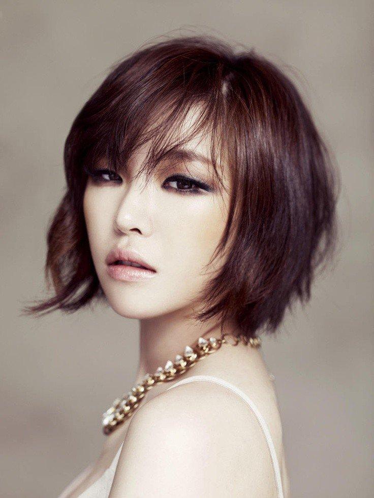 Ini 3 Model Rambut Pendek Ala Selebriti Korea Yang Bisa Dicoba Mana Yang Paling Menarik Untuk Anda Beauty Journal