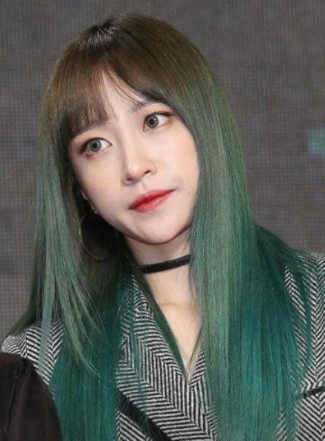 3 Pilihan Warna Rambut Ombre Ala Selebriti Korea - Beauty ...