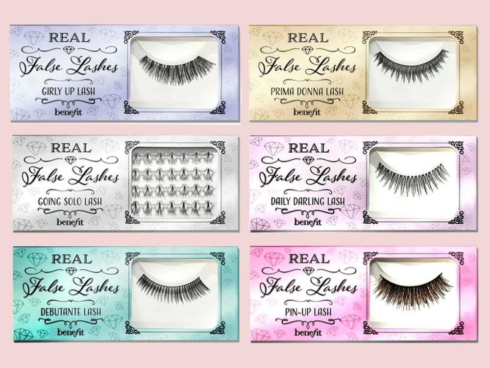 7a18541fa7c Real False Lashes, Koleksi Bulu Mata Palsu dari Benefit Cosmetics yang  Menawarkan Kenyamanan bagi Para Penggunanya