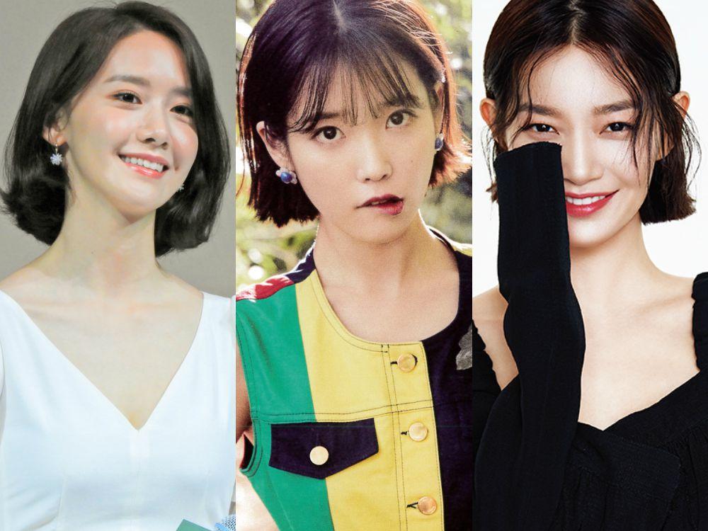 Inspirasi Rambut Pendek dari Seleb dan Idol Korea