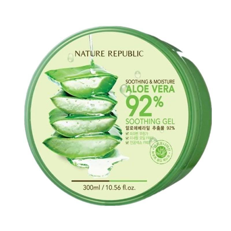 Apakah Aloe Vera Nature Republic Bisa Menghilangkan Bekas Jerawat