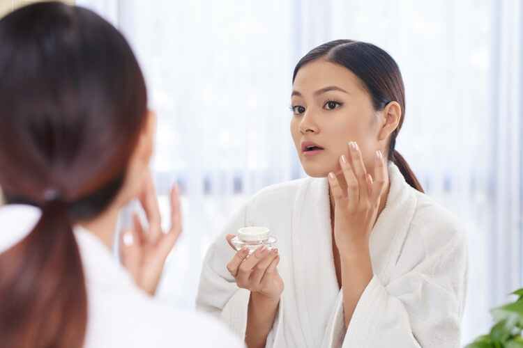 Healthy Habits For Women | don't skip skincare