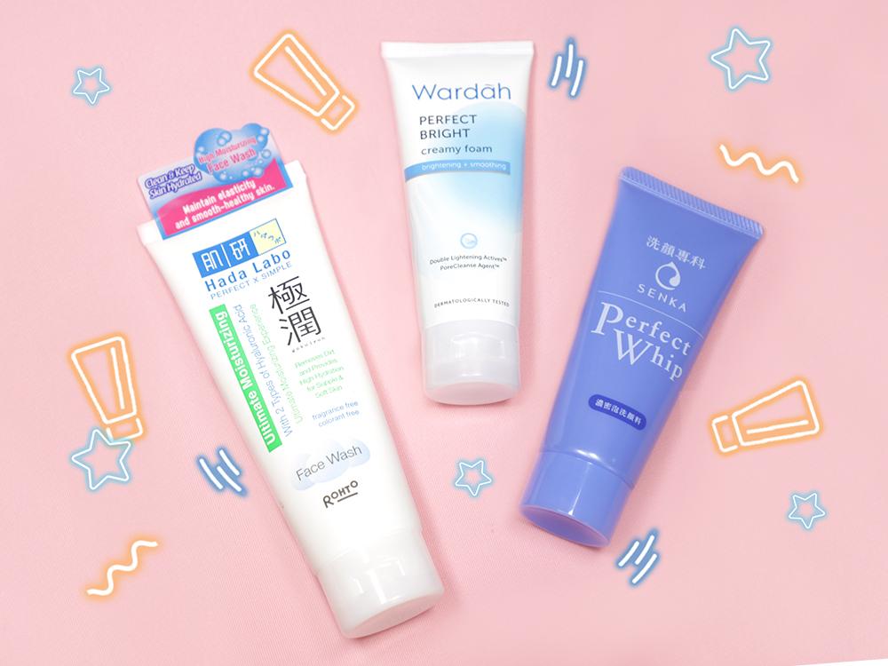 Facial Wash Yang Cocok Untuk Kulit Berjerawat
