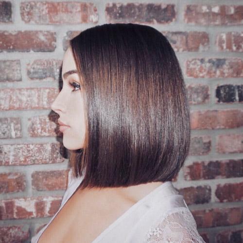 Glass Hair Tren Rambut Terbaru Yang Banyak Dicoba Para Selebriti Beauty Journal