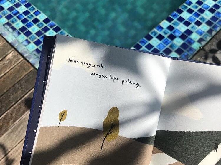5 Buku Baru Dengan Tampilan Instagramable Karya Penulis Indonesia Beauty Journal