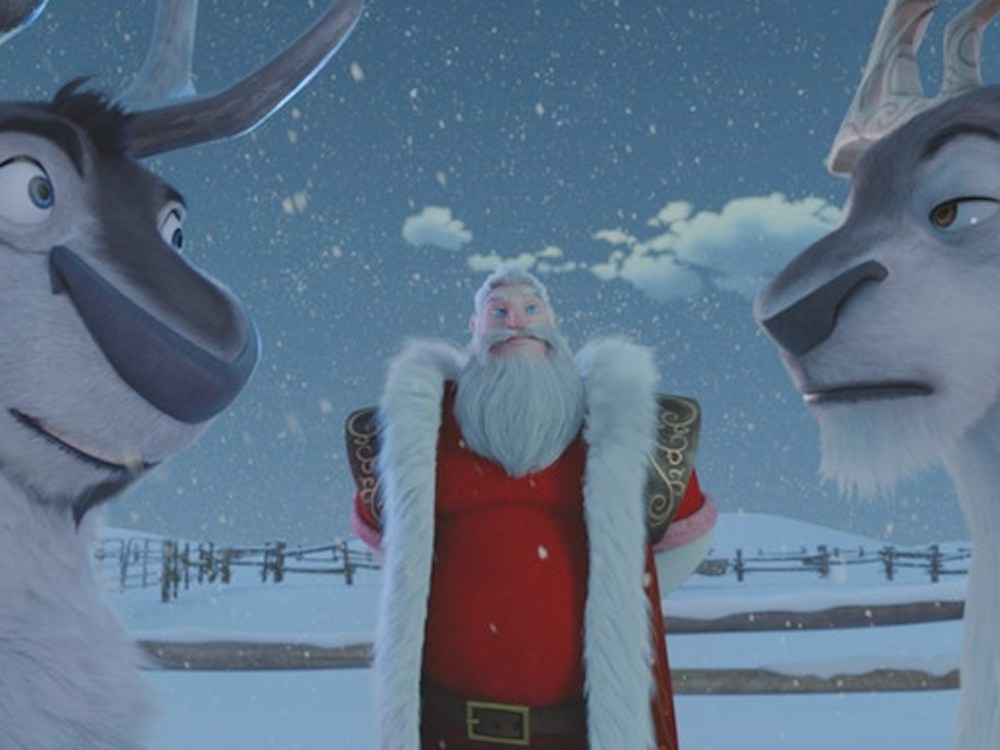 review film Elliot the littlest Reindeer