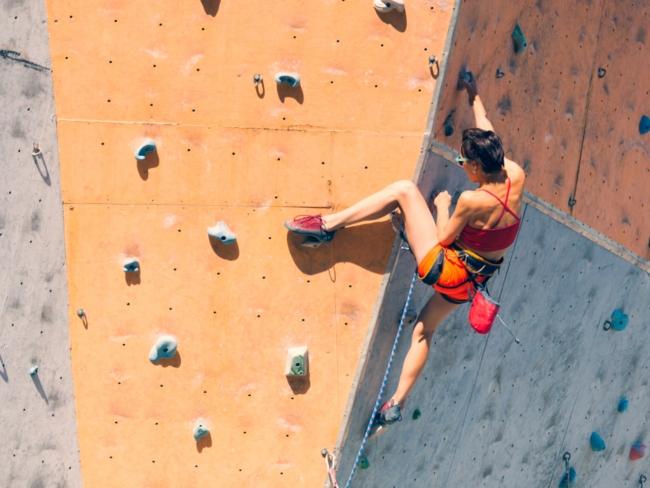 Beragam Manfaat Wall Climbing Untuk Kesehatan Tubuh Hingga Pikiran Beauty Journal